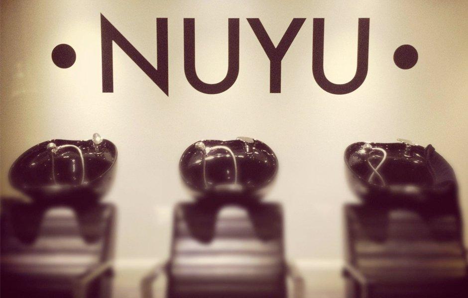 NUYU Lichfield Hair Salon Backwash Stations