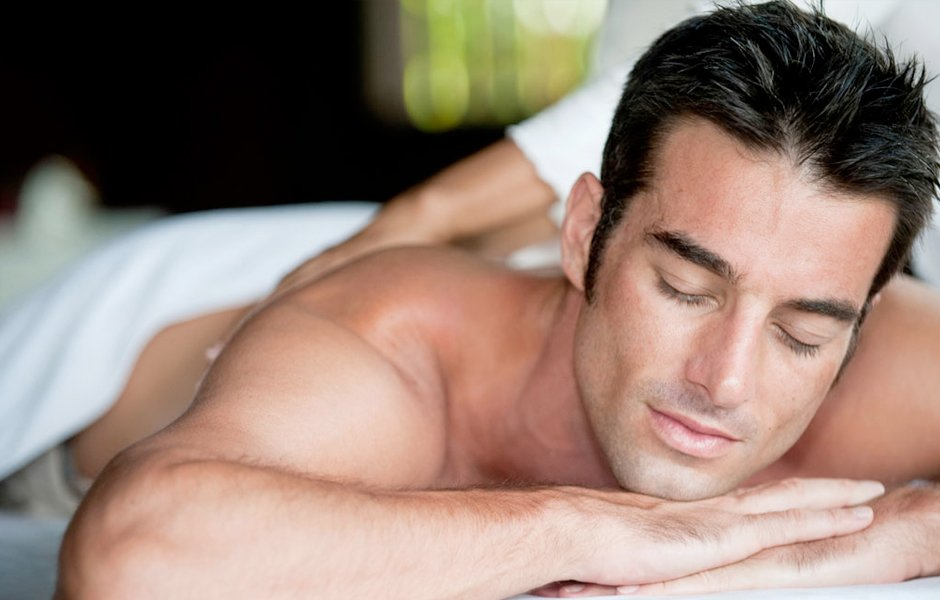 AVEDA Male Treatments Massage Beauty Salon Llchfield