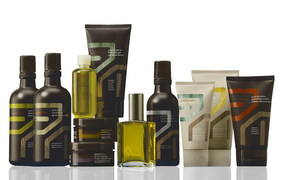 NUYU AVEDA Male Treatments and Products Lichfield