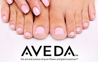 NUYU Lichfield AVEDA Pedicures