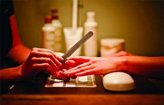 AVEDA Hand Treatments - Nail Salon Lichfield