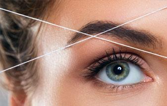 Eye Brow Threading - Beauty Salon Lichfield