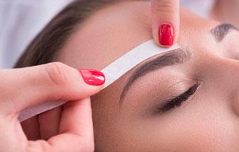 Eye Brow Waxing - Beauty Salon Lichfield