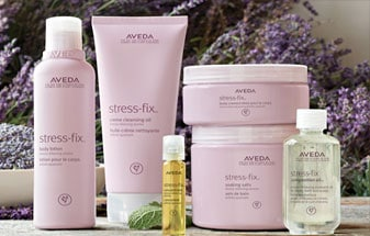 AVEDA Stress Fix Pedicures Lichfield
